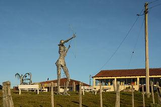 Índia Imembuí - Chácara do Forte, Caçapava do Sul