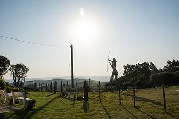 Índia Imembuí - Chácara do Forte - Caçapava do Sul