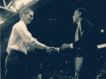 Chis Wilhelm Barack Obama