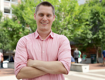 Chris Wilhelm, an ESOL teacher and progressive candidate for Montomery County Council