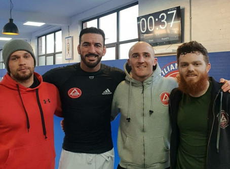 GB Training Day