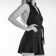 harley escort vestito