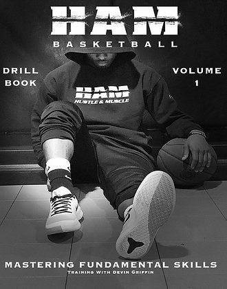 HAM Basketball Drill Book Vol 1