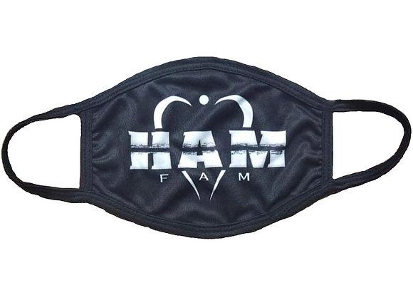HAM FAM Face Mask