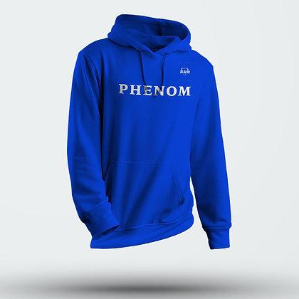 Blue Phenom Hoodie