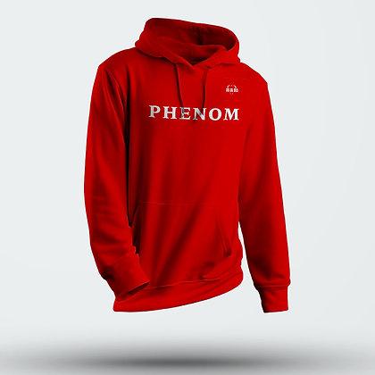Red Phenom Hoodie
