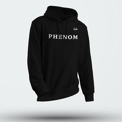 Black Phenom Hoodie