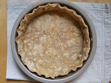 Uniwersalny spód do tarty (wegańskie, bez cukru rafinowanego)
