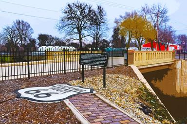 Historic Division Street Bridge