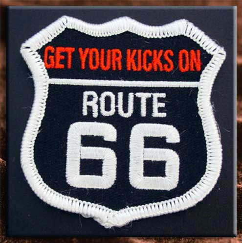 Get your kicks on Route66