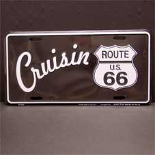 License Plate ─ Cruisin