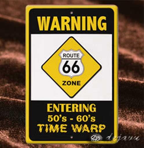 Plate ─ WARNING タイムスリップ