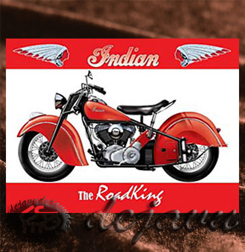 Indian─The Roadmaster