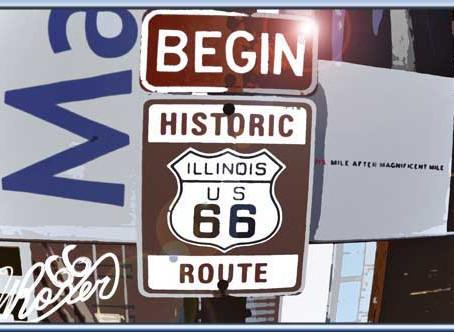 R66-IL-Chicago-スタート地点(BEGIN)