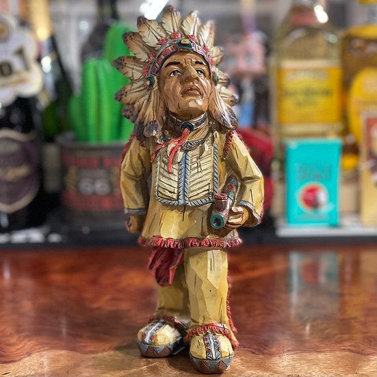 インディアン人形