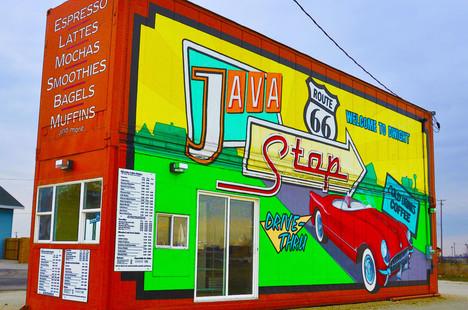 Java Stop