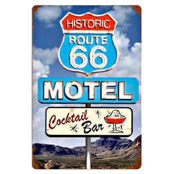 Motel セリグマン