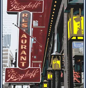 R66-IL-Chicago-Berghoff レストラン