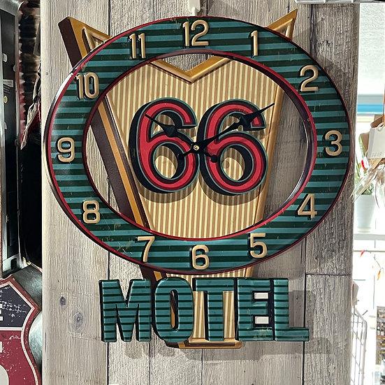 Motel掛け時計