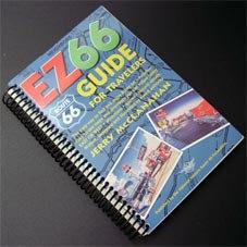 EZ66 GUIDE 4th Edition「イラストと詳細地図で綴られたルート66のバイブル的お助け本!!」