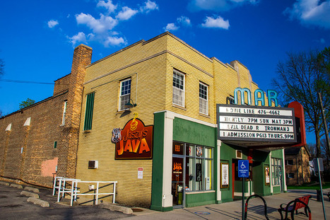 Mar Theatre & Jaszy's Java