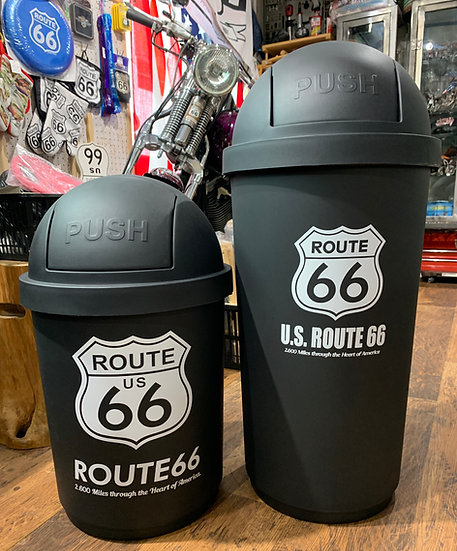 Route66 ダストボックス 45L
