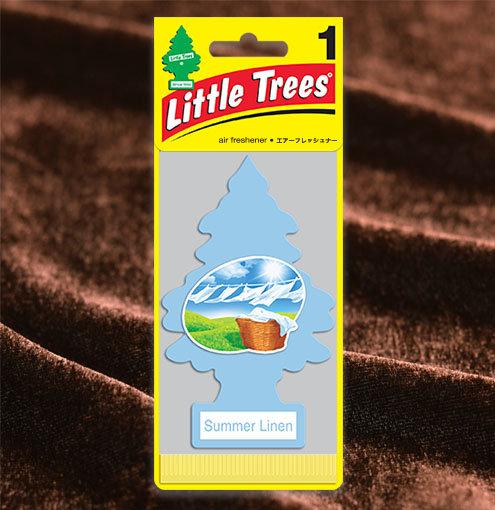 Little Trees サマー・リネン