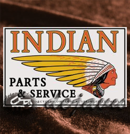 Indian─Parts&Service
