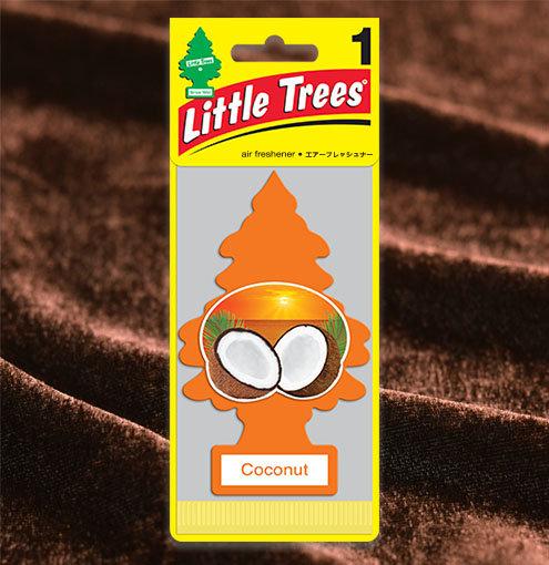 Little Trees ココナツ