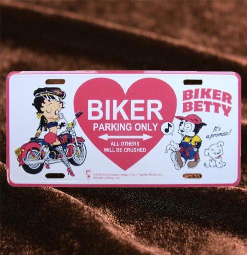 Betty Boop Biker ♥