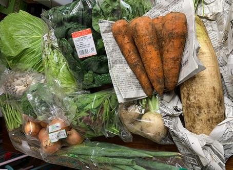 有機野菜と無農薬野菜