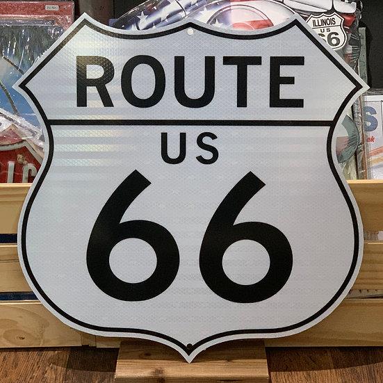 Route66 トラフィックサインボード