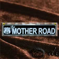 Long Plate ─ The Mother Road