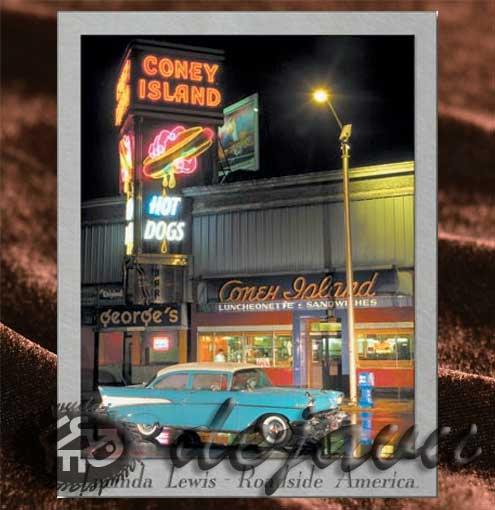 ベルエア&ホットドッグ「Coney Island」