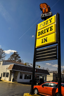 Cozy Dog Drive In