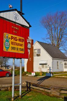 Pig-Hip Restaurant