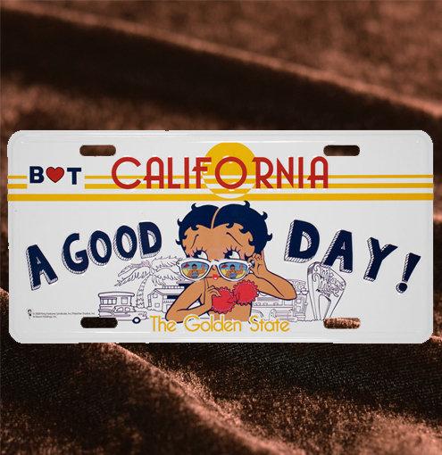Betty Boop Good Day