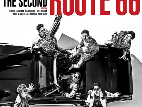 ♬ Route 66 by EXILE THE SECOND