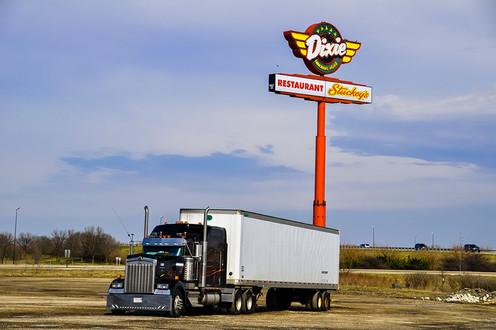 Dexie Truckers Home
