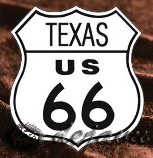 Tin Sign 「Texas」