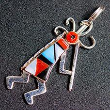 銘:Tony Chavez 治癒能力,豊穣のシンボル「ココペリのトップ」