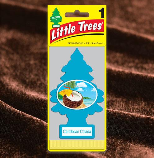Little Trees カリビアン・コラーダ