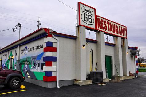 Route66 Restautant