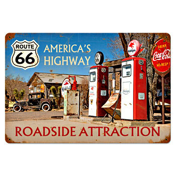 America's Highway Roadside Attraction ハックベリー