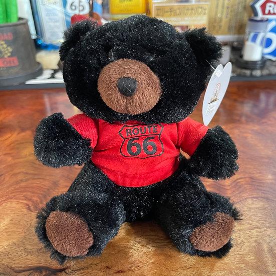 熊の縫いぐるみ赤T