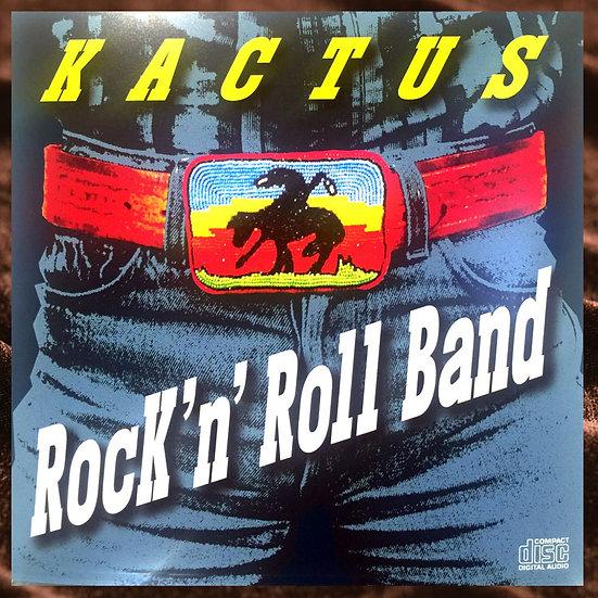 Rock'n' Roll Band「KACTUS」