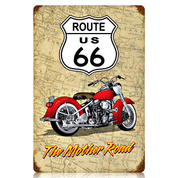 The Mother Road with H.D
