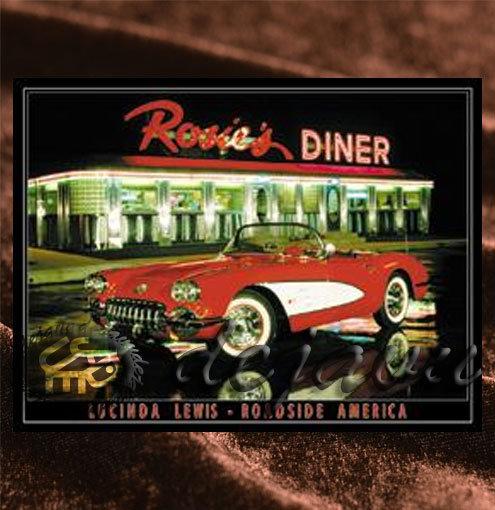ルート66の顔「Corvette & Diner」