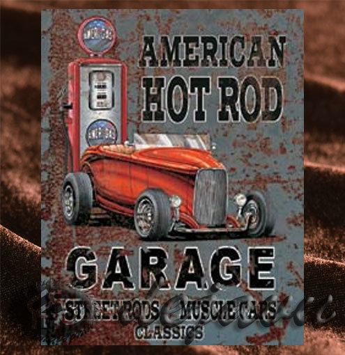 Hot Rod─Garage
