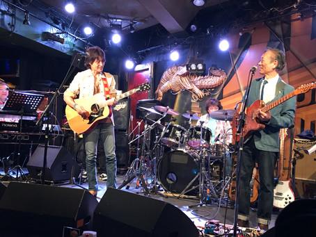 小松 久 & His Farmers ライブ